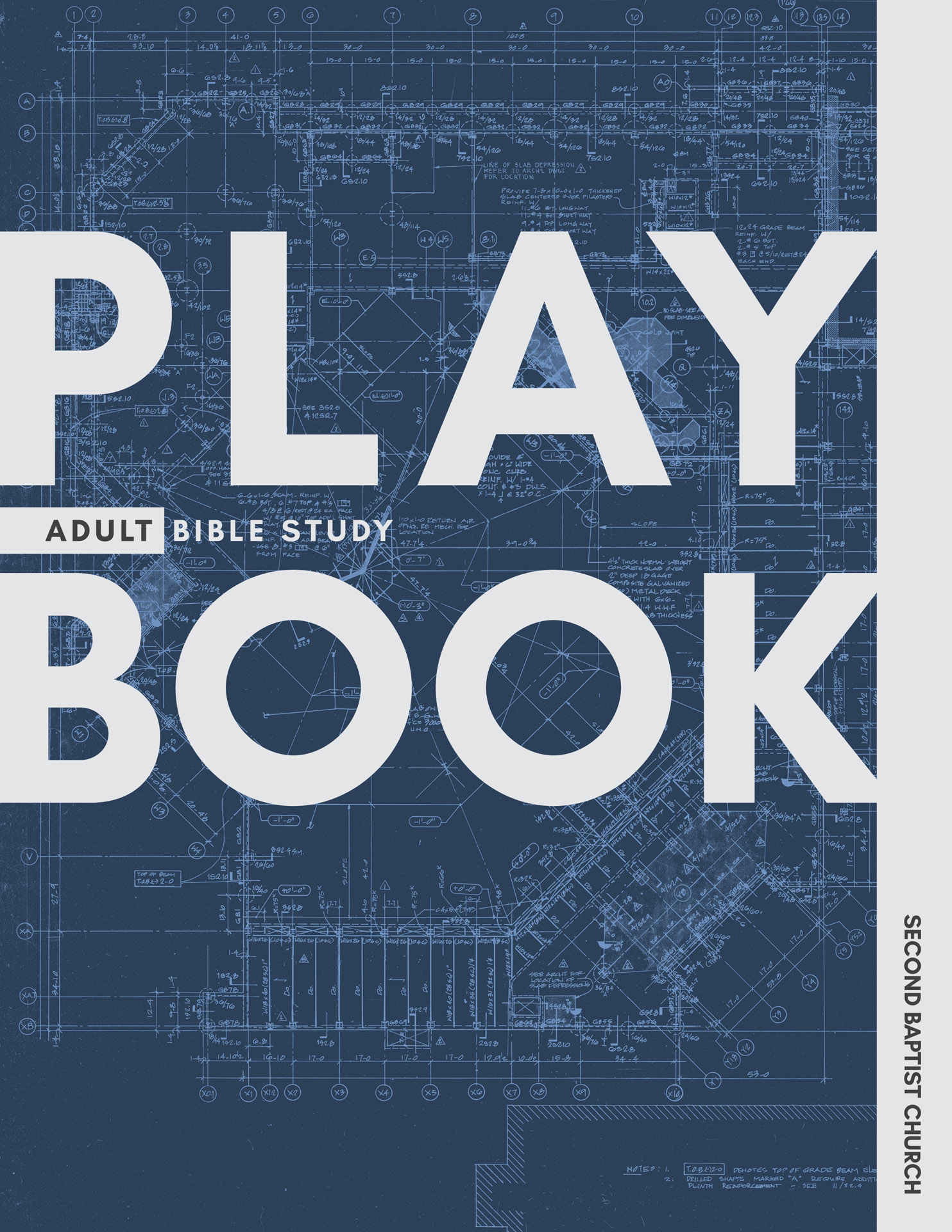 Adult Bible Study Play Book
